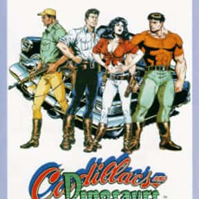Cadillacs and Dinosaurs is listed (or ranked) 6 on the list The Best Beat 'em Up Games Of All Time