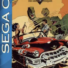 Cadillacs And Dinosaurs: The S is listed (or ranked) 13 on the list The All-Time Best PC Arcade Games On Steam