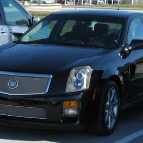 Cadillac CTS-V is listed (or ranked) 14 on the list The Fastest Used Sports Cars under 20k