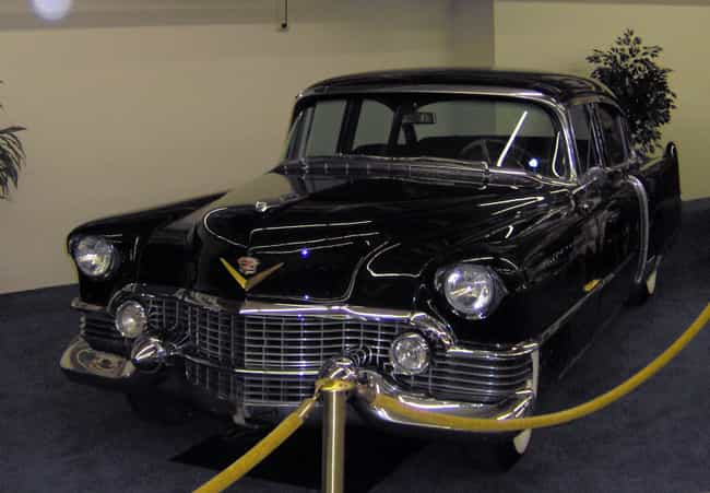 Cadillac Fleetwood is listed (or ranked) 4 on the list Full List of Cadillac Models