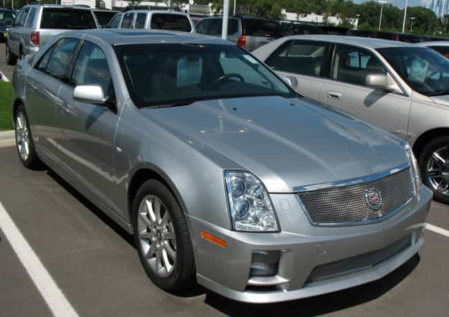All Cadillac Models List Of Cadillac Cars Vehicles Page 2