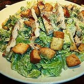 Caesar Salad is listed (or ranked) 13 on the list The Most Delectable Side Dishes For Pork Chops, Ranked