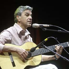 Caetano Veloso is listed (or ranked) 4 on the list Famous Guitarists from South America