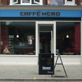 Caffè Nero is listed (or ranked) 16 on the list The Best Restaurant Chains of the UK