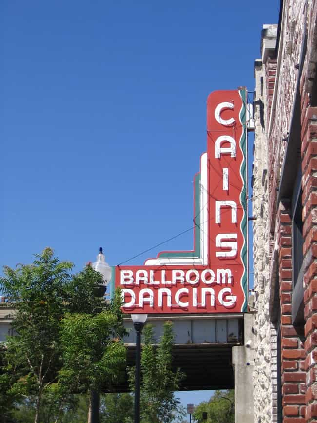 Cain's Ballroom is listed (or ranked) 3 on the list List of Famous Tulsa Buildings & Structures
