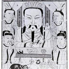 Cai Lun is listed (or ranked) 5 on the list Famous Chinese Inventors List