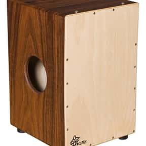 Cajón is listed (or ranked) 6 on the list Drum - Instruments in This Family