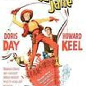 Calamity Jane is listed (or ranked) 4 on the list The Best Movies Based In South Dakota