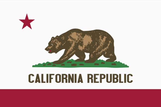 California is listed (or ranked) 2 on the list Every US State Where Recreational Marijuana Is Legal