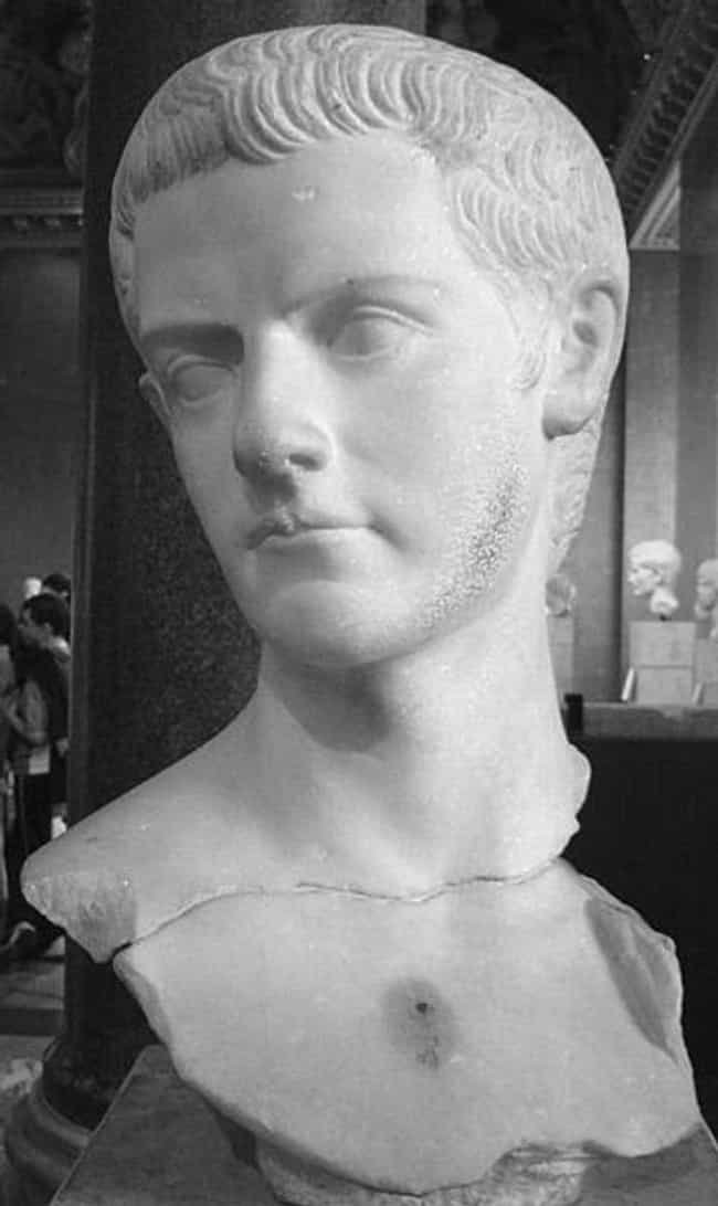 Caligula is listed (or ranked) 2 on the list Who Was The Most Self-Indulgent Royal In History?