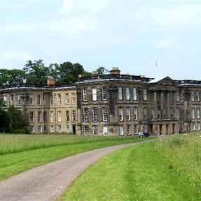 Calke Abbey is listed (or ranked) 14 on the list Famous Baroque Architecture Buildings