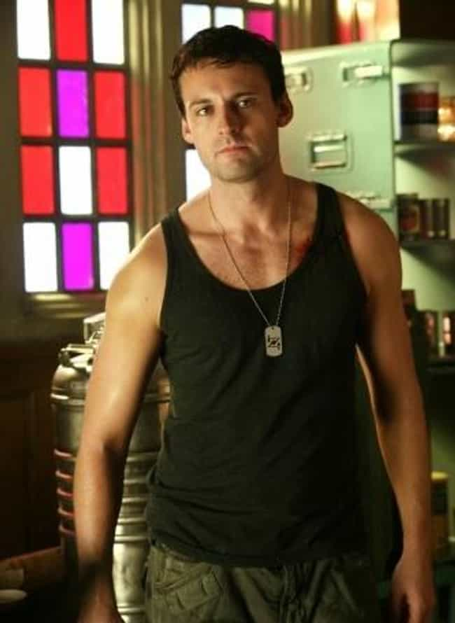 Callum Blue is listed (or ranked) 1 on the list Related Cast List