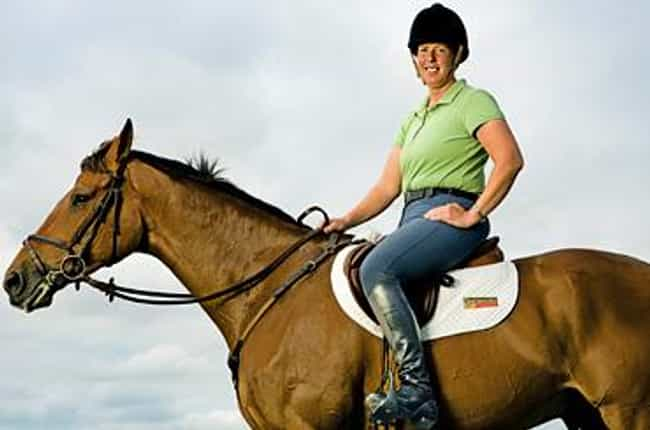Amy Tryon is listed (or ranked) 3 on the list Famous Female Equestrians