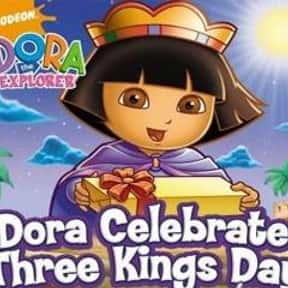 Dora Celebrates Three Kings Da is listed (or ranked) 14 on the list Full List of Dora The Explorer Episodes