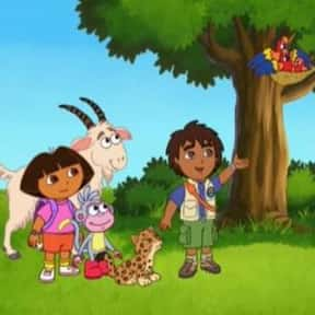 Animal Adventures is listed (or ranked) 16 on the list Full List of Dora The Explorer Episodes