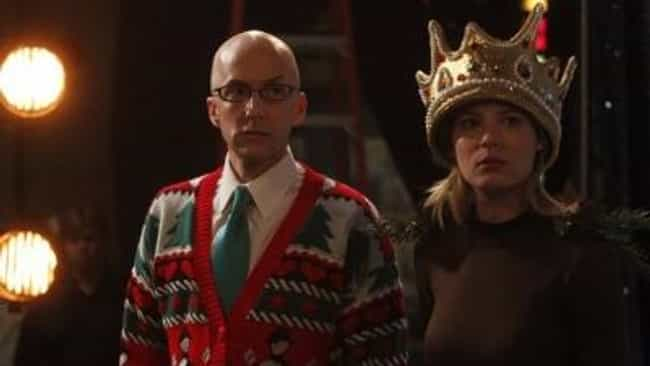 Regional Holiday Music ... is listed (or ranked) 2 on the list The Best Holiday Episodes On Community