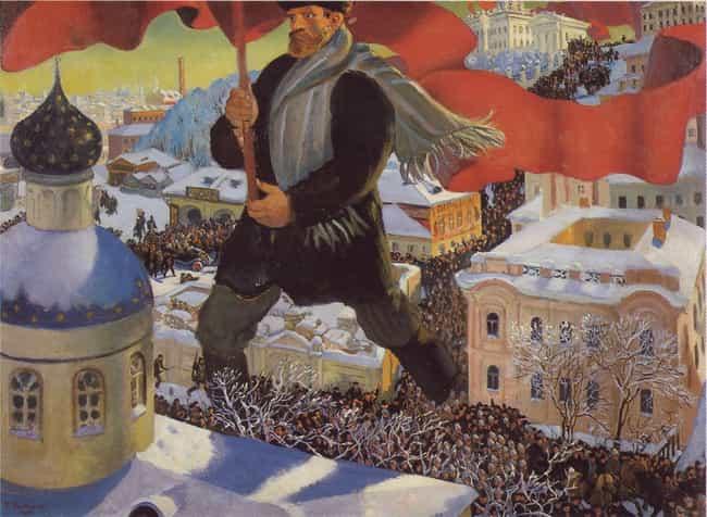 Kerensky–Krasnov uprisin... is listed (or ranked) 3 on the list List Of Russian Revolution of 1917 Battles