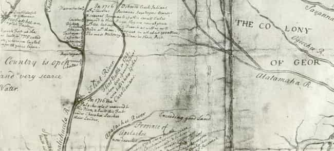 Battle of Flint River is listed (or ranked) 2 on the list List Of Queen Anne's War Battles