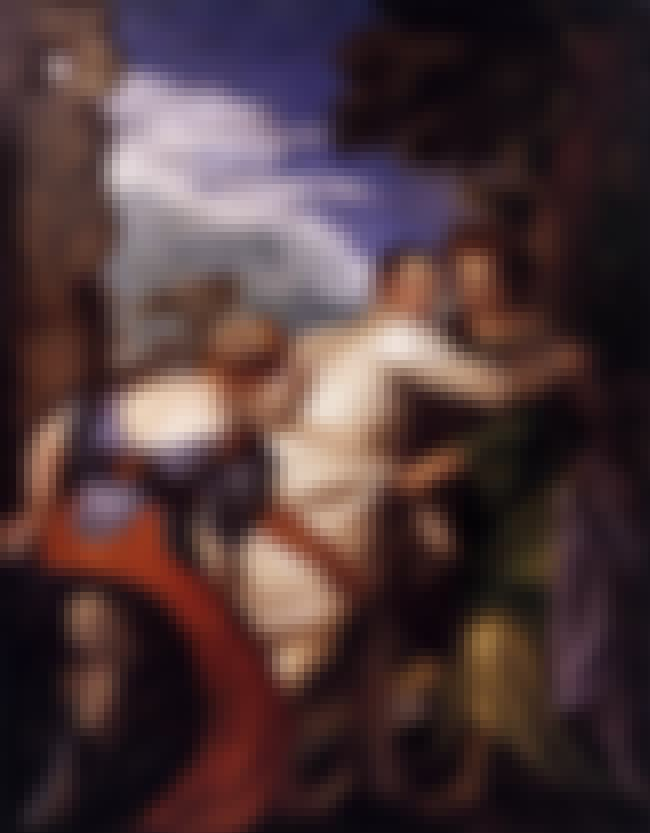 Allegory of Virtue and Vice is listed (or ranked) 1 on the list List of Famous Paolo Veronese Artwork