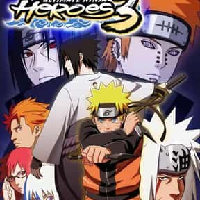 Naruto Shippuden: Ultimate Nin is listed (or ranked) 17 on the list The 30+ Best Anime for Teens
