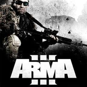 ARMA 3 is listed (or ranked) 24 on the list The 25+ Best PC Multiplayer Games On Steam