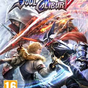 Soulcalibur V is listed (or ranked) 9 on the list The Best Xbox 360 Fighting Games of All Time