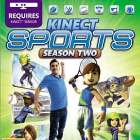 Kinect Sports: Season Two is listed (or ranked) 15 on the list The Best Xbox 360 Football Games