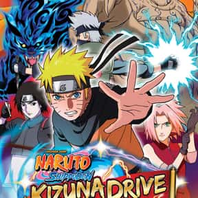 Naruto Shippuden: Kizuna Drive is listed (or ranked) 17 on the list The Best Naruto Video Games of All Time