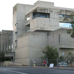 Cameron Offices, Belconnen is listed (or ranked) 25 on the list Famous Brutalist Architecture Buildings