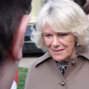 Camilla, Duchess of Cornwall is listed (or ranked) 7 on the list People Who Have Been Criticized by PETA