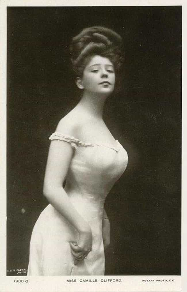 Camille Clifford is listed (or ranked) 2 on the list The Most Beautiful Women of the 1900s