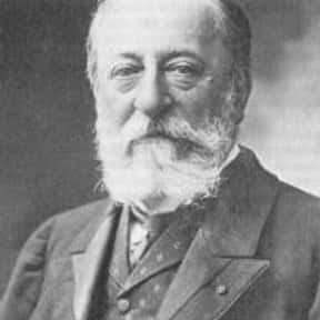 Camille Saint-Saëns is listed (or ranked) 23 on the list List of Famous Organists