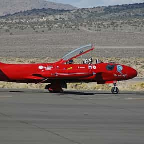 Canadair CT-133 Silver Star is listed (or ranked) 10 on the list List of All Military Trainer Aircraft Types