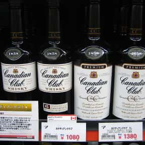 Canadian Club is listed (or ranked) 2 on the list The Best Canadian Whisky