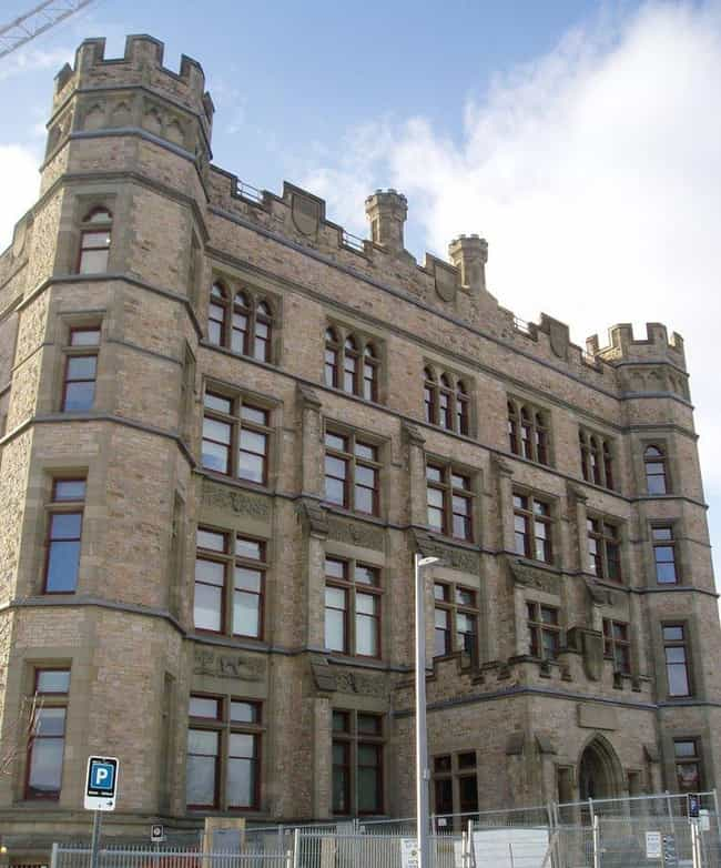 Canadian Museum of Natur... is listed (or ranked) 4 on the list Famous Scottish baronial style buildings