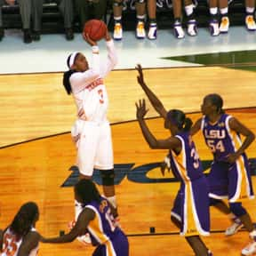 Candace Parker is listed (or ranked) 9 on the list Famous University Of Tennessee Alumni