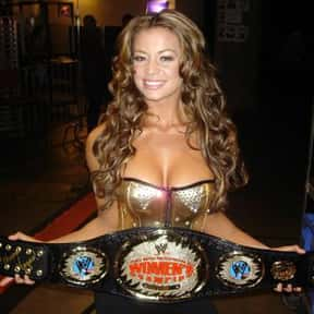 Candice Michelle is listed (or ranked) 24 on the list ECW Cast List