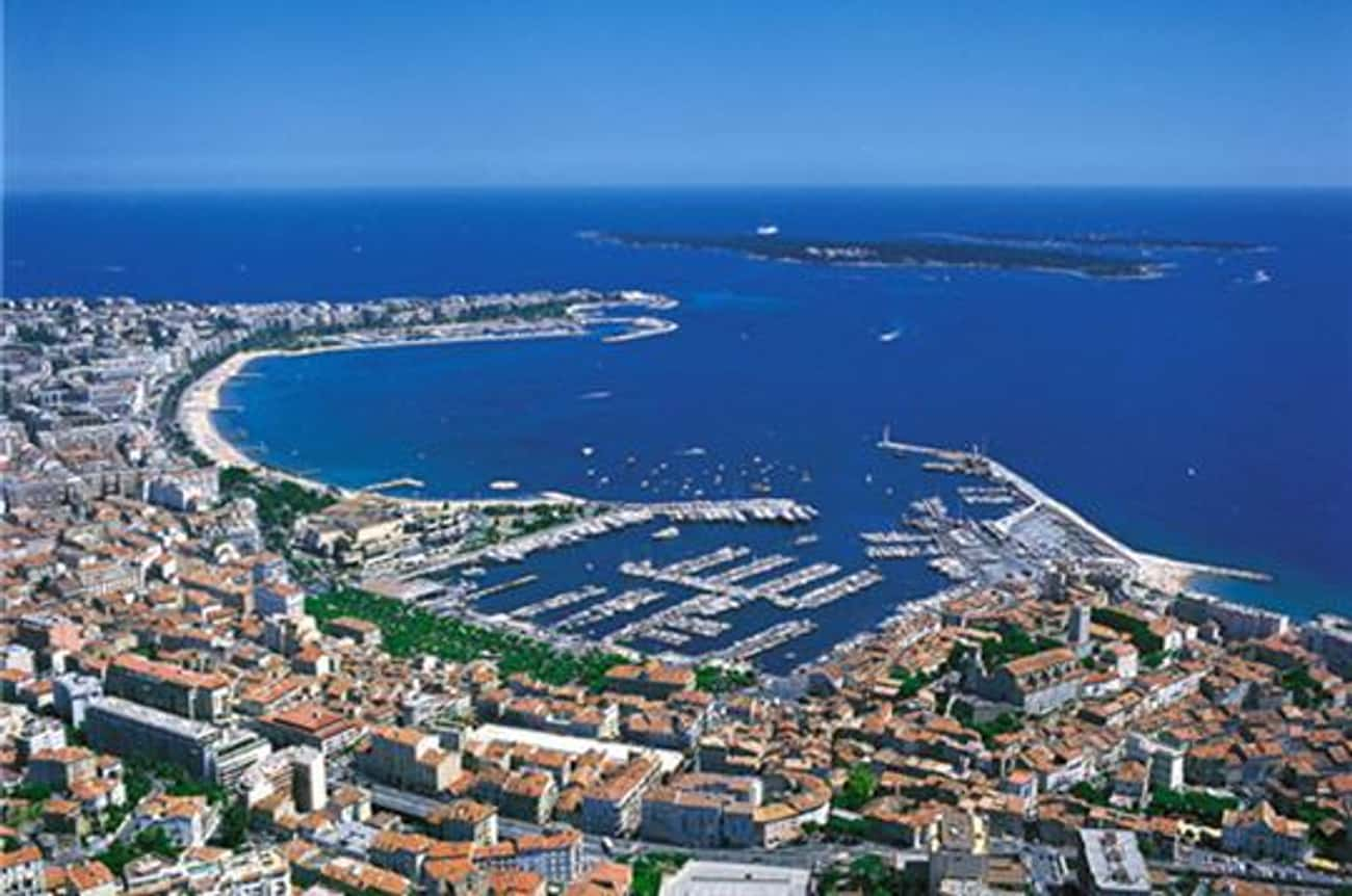 Cannes is listed (or ranked) 3 on the list The Best Beach Cities in the World