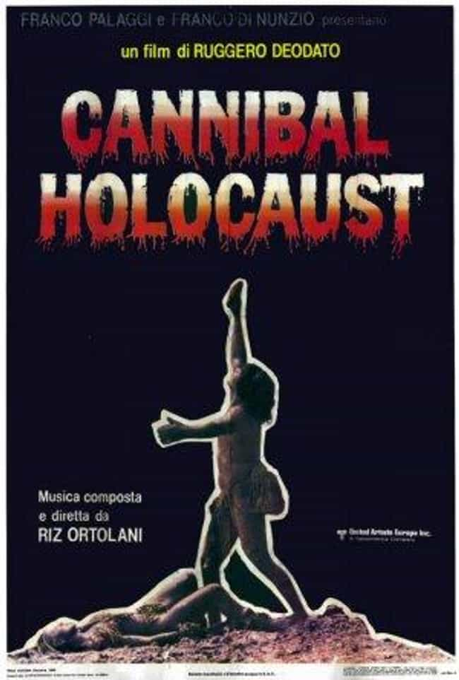 Cannibal Holocaust is listed (or ranked) 4 on the list 13 Horror Movie Sets As Terrifying As The Films Themselves