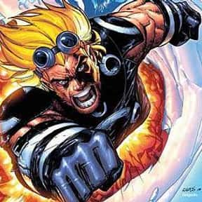 Cannonball is listed (or ranked) 19 on the list Special Operations Heroes from Marvel Avengers Alliance