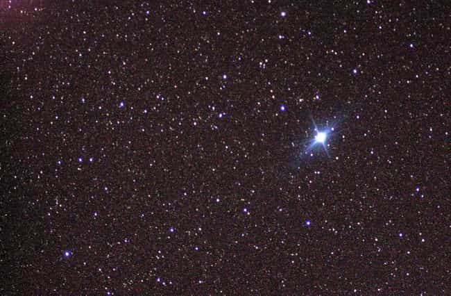 The 21 Brightest Stars in the Sky