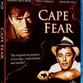 Cape Fear is listed (or ranked) 11 on the list The Best Classic Thriller Movies, Ranked