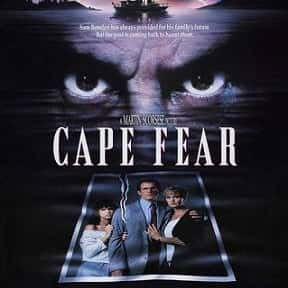 Cape Fear is listed (or ranked) 9 on the list The Best Movies with a Psychotic Main Character