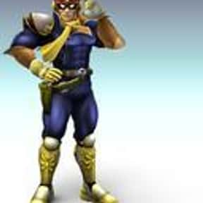 Captain Falcon is listed (or ranked) 24 on the list The Best Nintendo 64 Characters