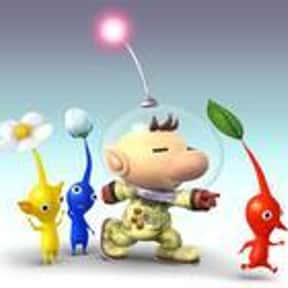 Captain Olimar is listed (or ranked) 10 on the list The Best Gamecube Characters