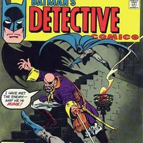 Captain Stingaree is listed (or ranked) 19 on the list All of Batman's Deadliest Villains & Enemies, Listed
