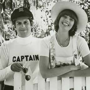 Captain & Tennille is listed (or ranked) 25 on the list The Best Musical Duos