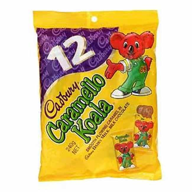Caramello Koala is listed (or ranked) 4 on the list Popular Candy Sold in Australia