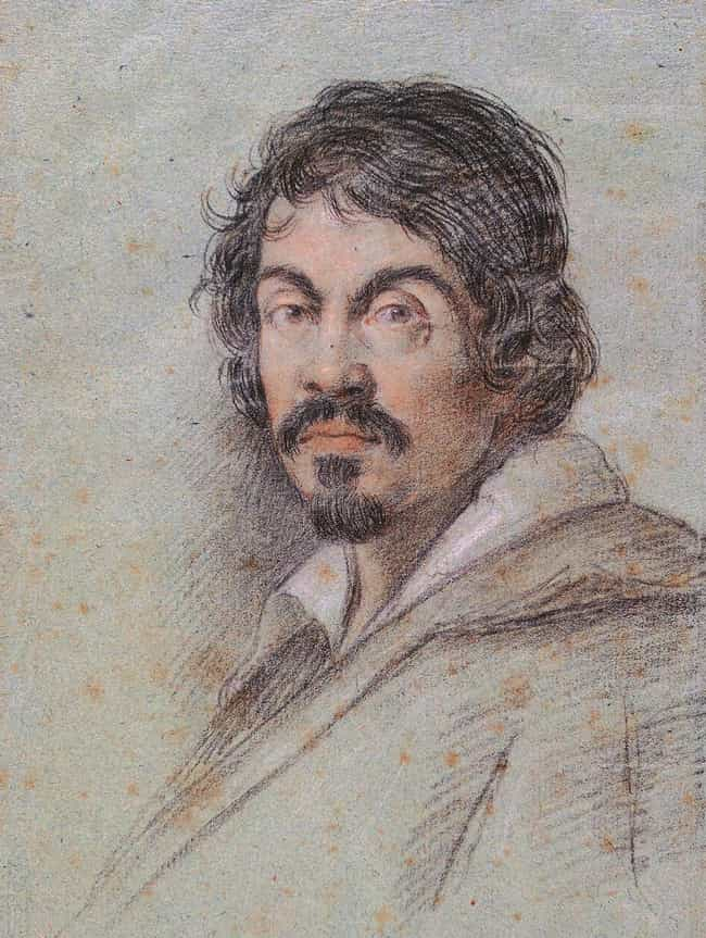 Caravaggio is listed (or ranked) 2 on the list Weird Personal Quirks of Historical Artists