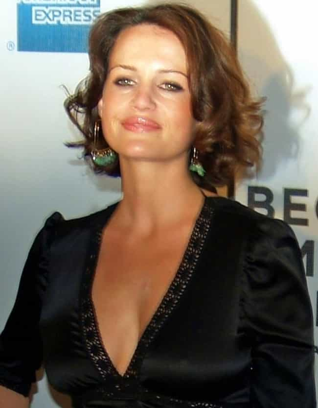 Carla Gugino is listed (or ranked) 5 on the list The Hottest Girls Of Californication